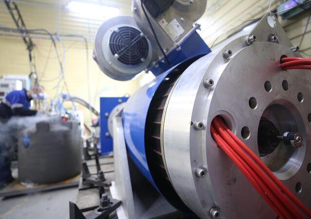 Elektrický motor na základě technologií supravodivosti