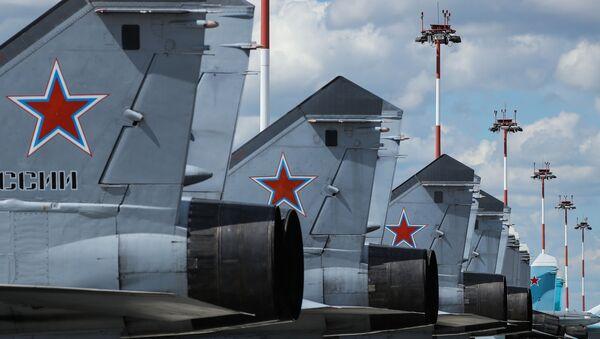 Stíhačky Mig-31 - Sputnik Česká republika