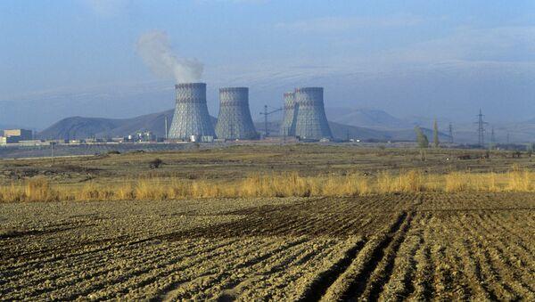 Elektrárna Mecamor v Arménii - Sputnik Česká republika