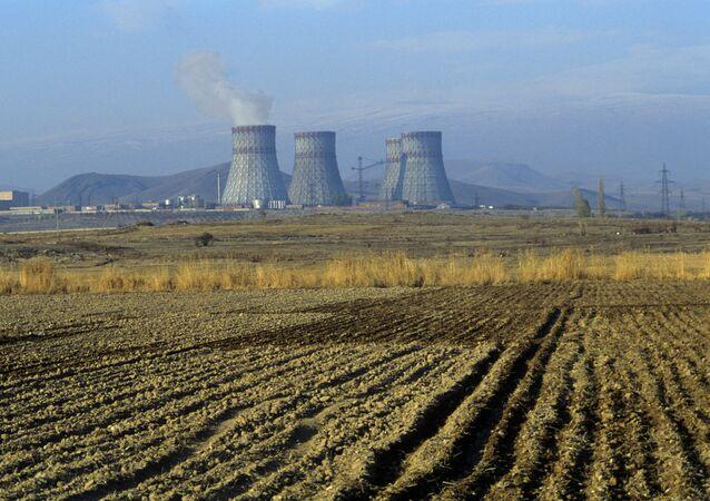 Elektrárna Mecamor v Arménii