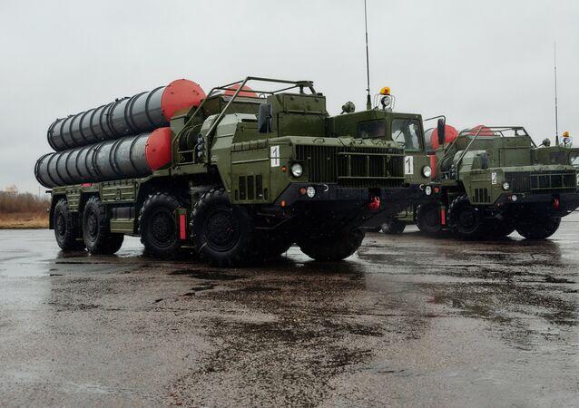S-400 Triumph raketové systémy země-vzduch