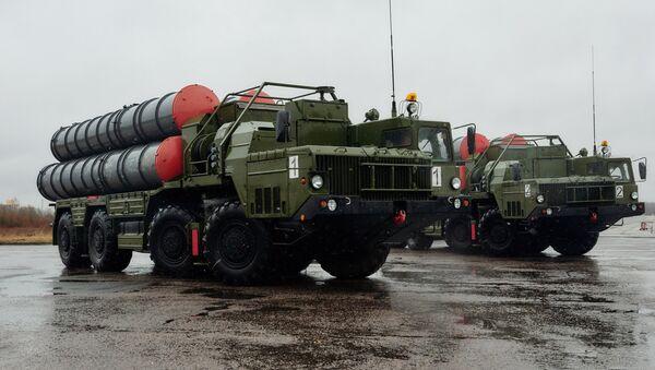 S-400 Triumph raketové systémy země-vzduch - Sputnik Česká republika