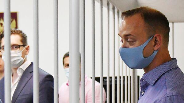 Ivan Safronov, poradce šéfa Roskomosu u moskevského soudu - Sputnik Česká republika