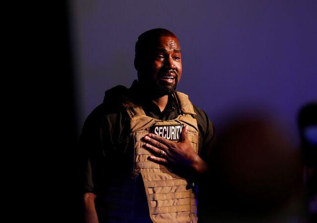 První kampaň Kanye Westa proběhla v Jižní Karolíně