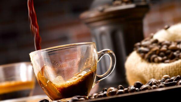 Káva - Sputnik Česká republika