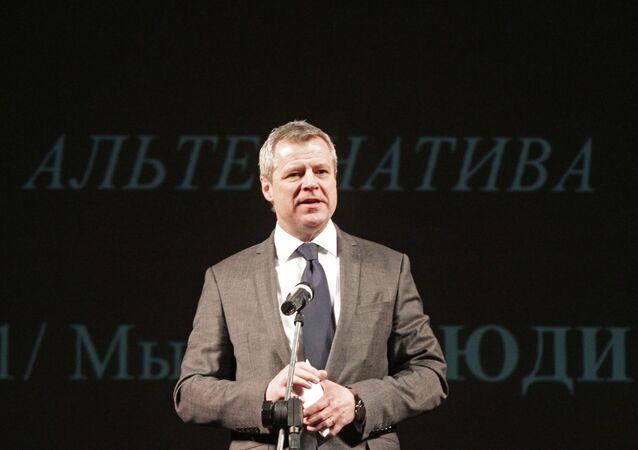 Bývalý velvyslanec v USA a Rusku Petr Kolář