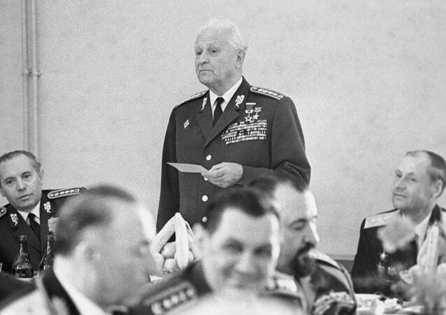 Generál a československý prezident Ludvík Svoboda