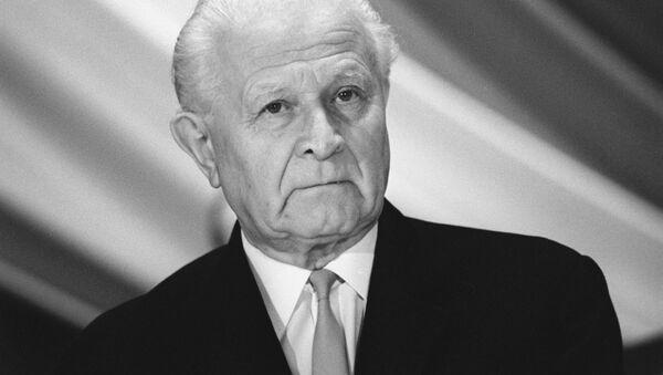 Československý prezident Ludvík Svoboda - Sputnik Česká republika