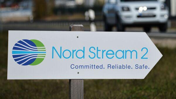 Nords Stream 2 - Sputnik Česká republika