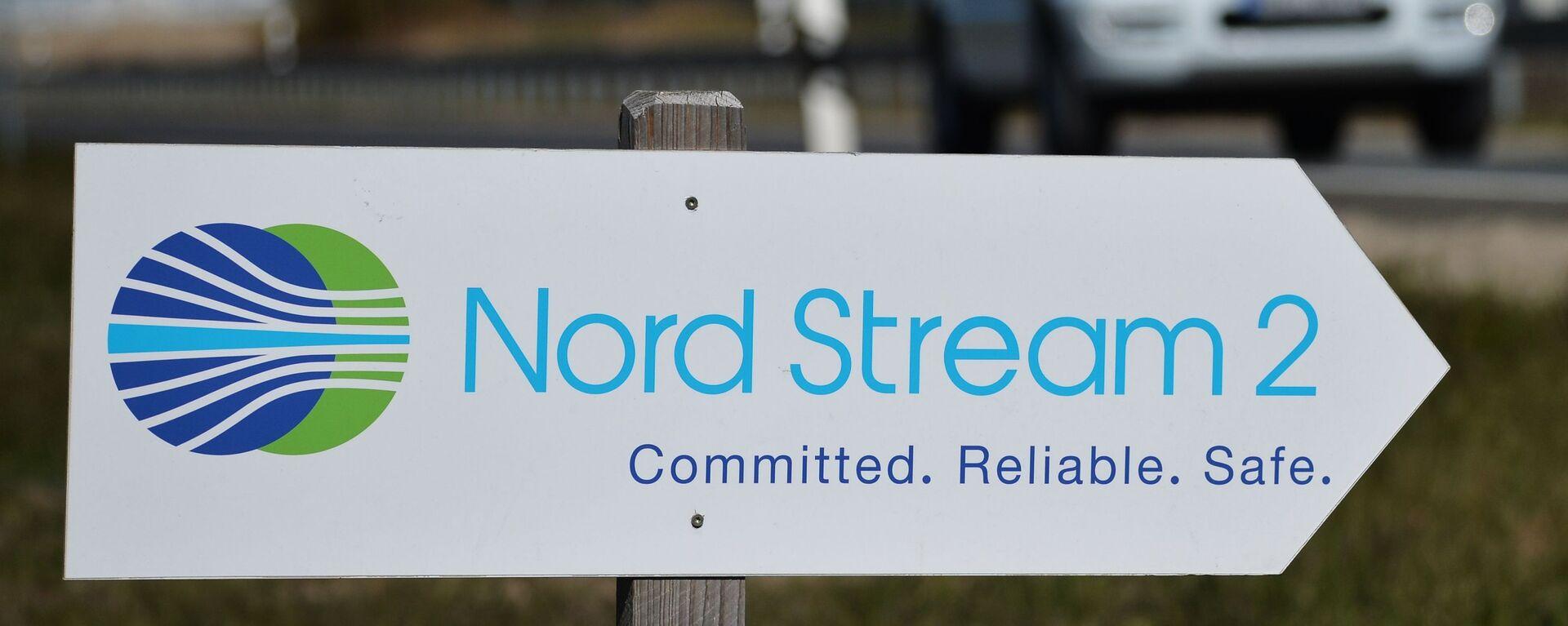 Nords Stream 2 - Sputnik Česká republika, 1920, 14.09.2021
