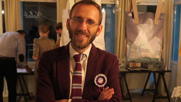 Vladimír Dolinay - Sputnik Česká republika