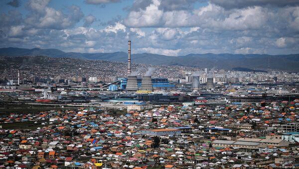 Mongolsko - Sputnik Česká republika