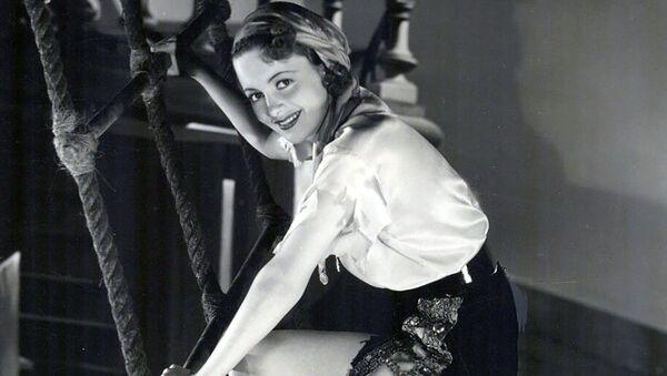 Olivia de Havilland - Sputnik Česká republika