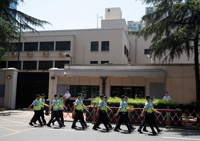 Generální konzulát USA v Čcheng-tu
