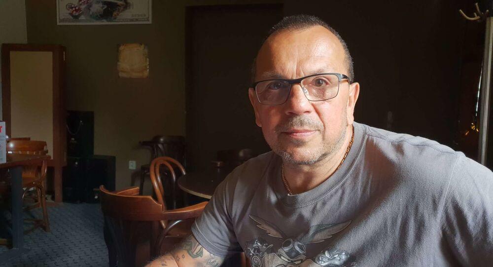 Poslanec za SPD Jaroslav Foldyna