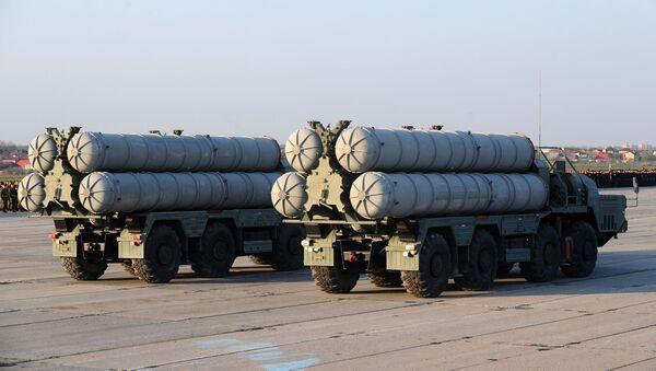 S-400 v Rostově na Donu. Ilustrační foto - Sputnik Česká republika
