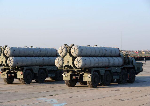 S-400 v Rostově na Donu. Ilustrační foto