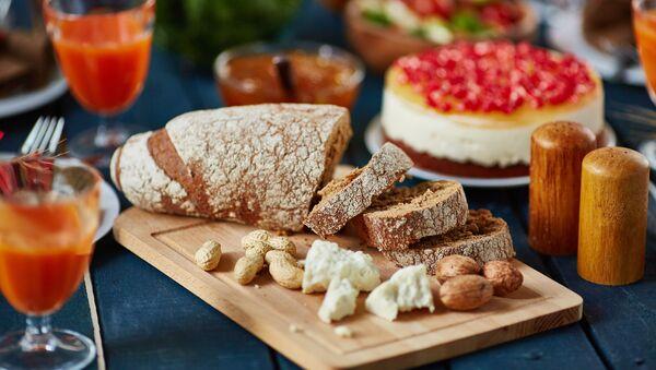 Nakrájený chléb - Sputnik Česká republika