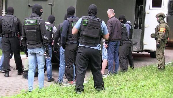 Zadržení ruských občanů v Bělorusku - Sputnik Česká republika