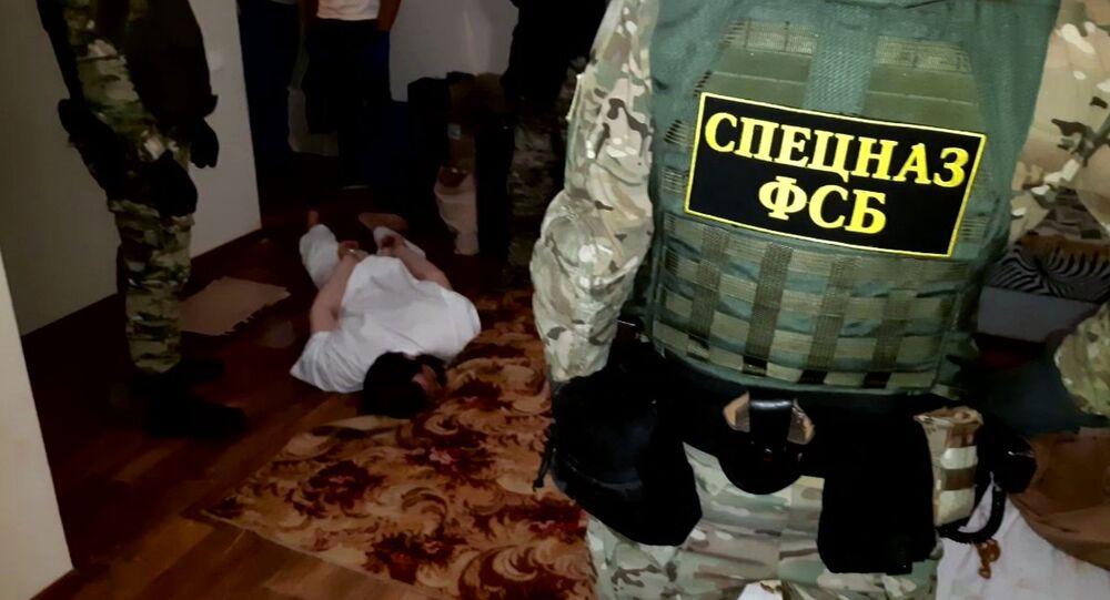 Zatčení členů buňky mezinárodní extremistické organizace Tablighi Jamaat
