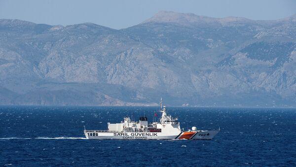 Egejské moře - Sputnik Česká republika