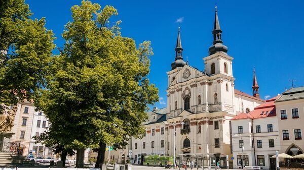Kostel svatého Ignáce z Loyoly (Jihlava) - Sputnik Česká republika