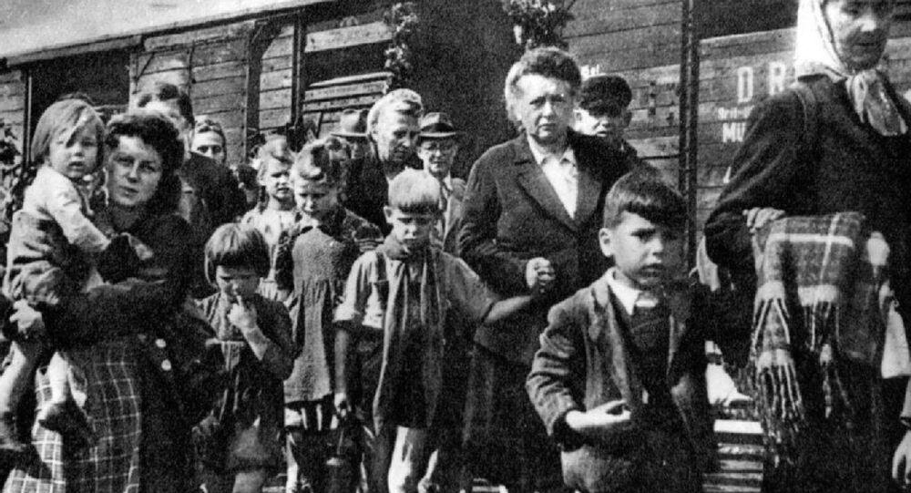 Odsun sudetských Němců