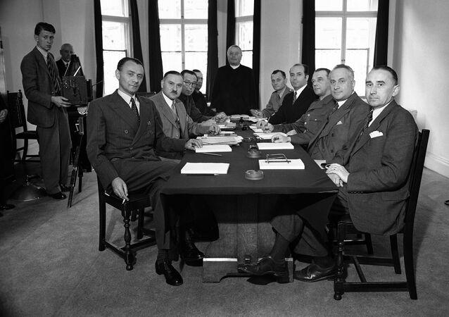 Diskuse nového českého parlamentu, 1940