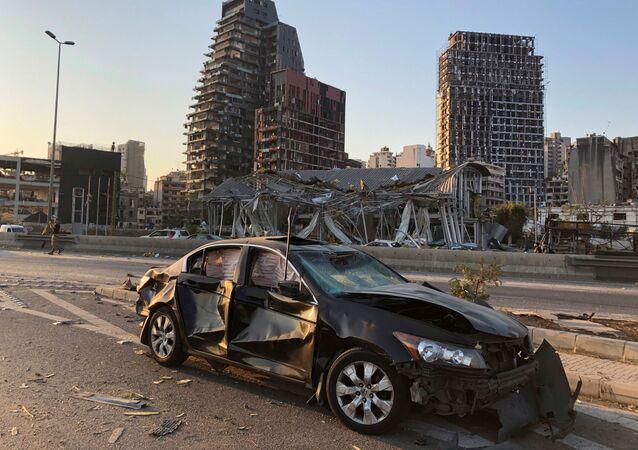 Důsledky tragédie v Bejrútu