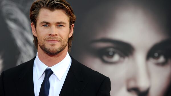 Herec Chris Hemsworth - Sputnik Česká republika
