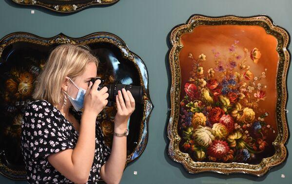 Návštěvník v muzeu - Sputnik Česká republika