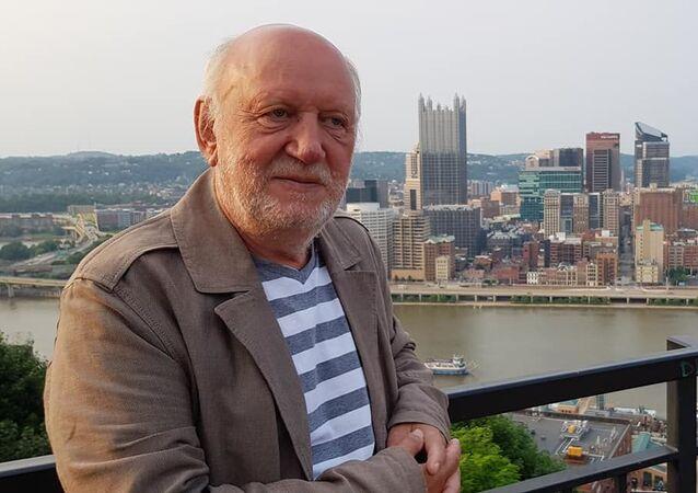Bývalý senátor Tomáš Grulich