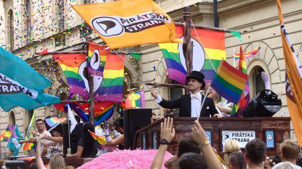 Prague Pride 2020 - Sputnik Česká republika