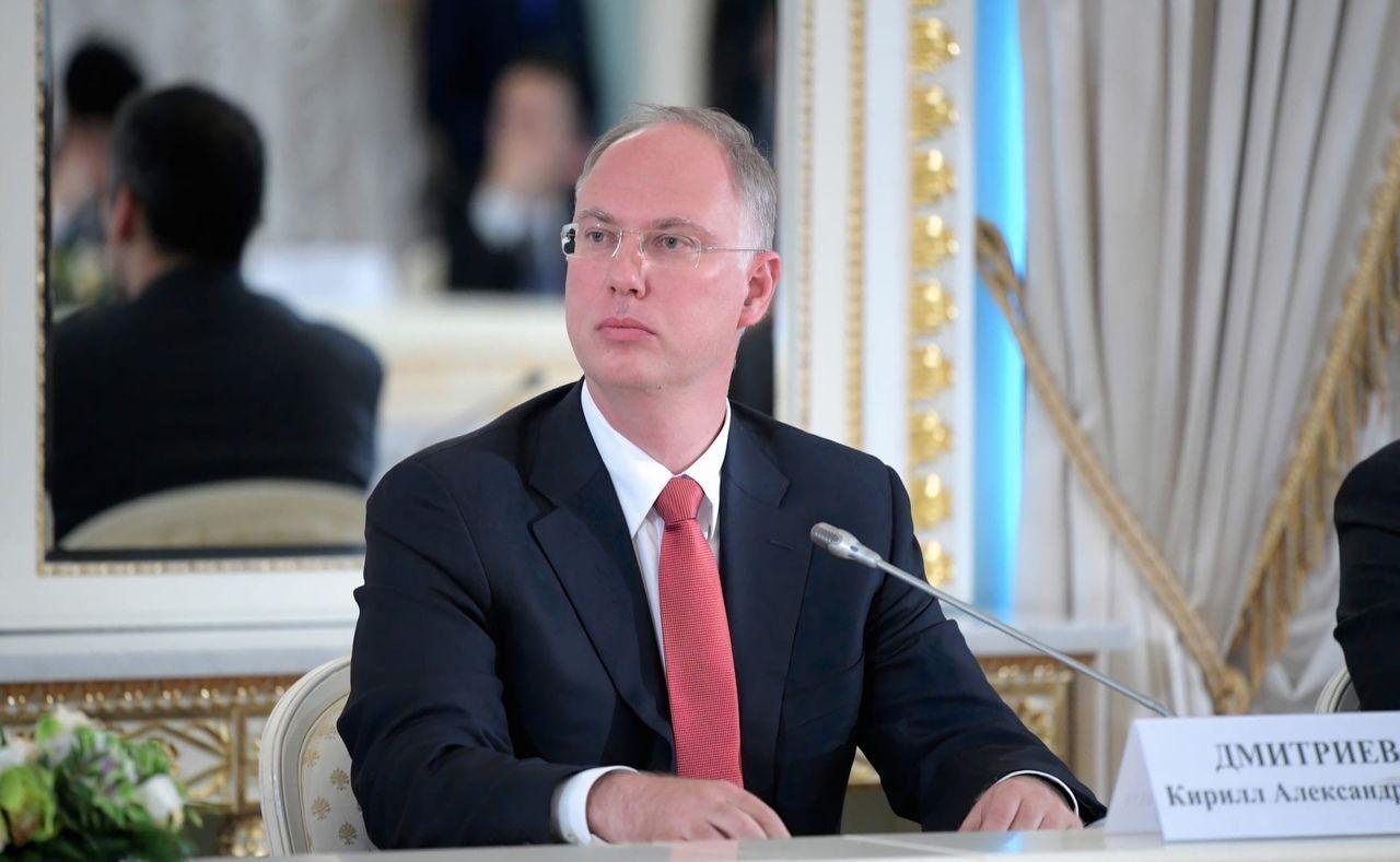 Generální ředitel Ruského fondu přímých investic Kirill Dmitriev