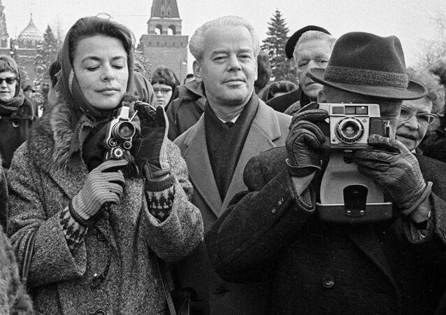Turisté na moskevských ulicích: sovětská exotika a moderní tajemství
