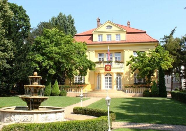 Ruské velvyslanectví v Bratislavě