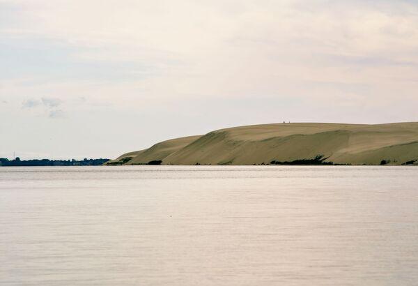 Duny v národním parku Kurská kosa v Kaliningradské oblasti. - Sputnik Česká republika