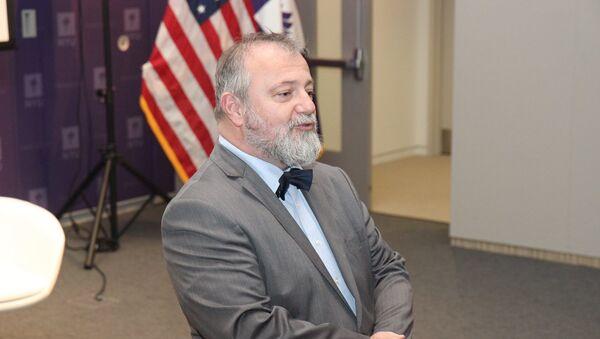 Český velvyslanec v USA Hynek Kmoníček - Sputnik Česká republika
