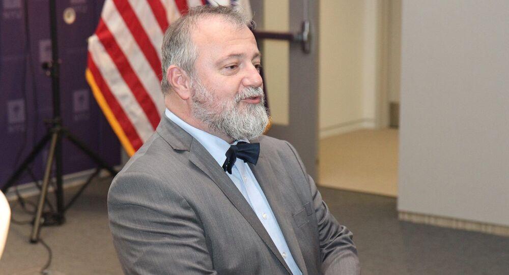 Český velvyslanec v USA Hynek Kmoníček