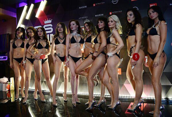 Finalistky soutěže krásy a sexuality Miss MAXIM 2020 - Sputnik Česká republika