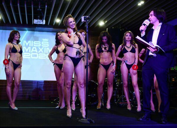 Finále soutěže krásy a sexuality Miss MAXIM 2020 - Sputnik Česká republika
