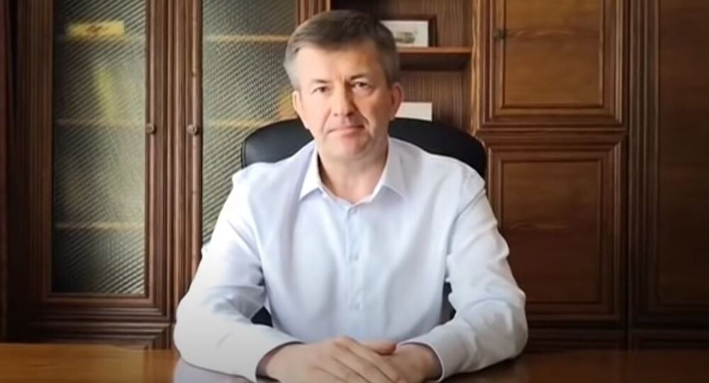 Běloruský velvyslanec na Slovensku