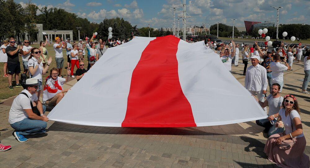 Protivládní protesty v Minsku