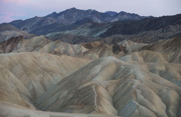 Národní park Údolí smrti, Kalifornie, USA. - Sputnik Česká republika
