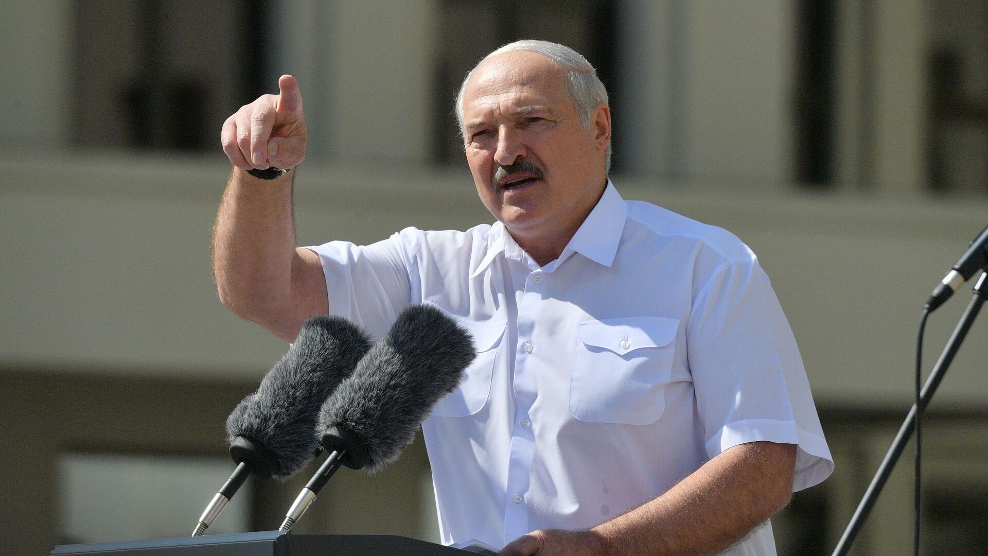 Alexandr Lukašenko - Sputnik Česká republika, 1920, 02.07.2021