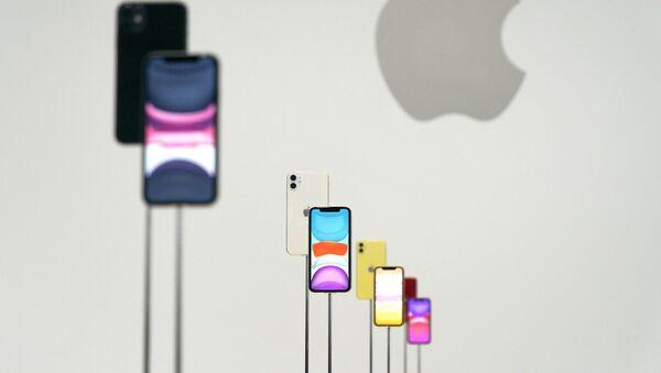 iPhone 11 - Sputnik Česká republika