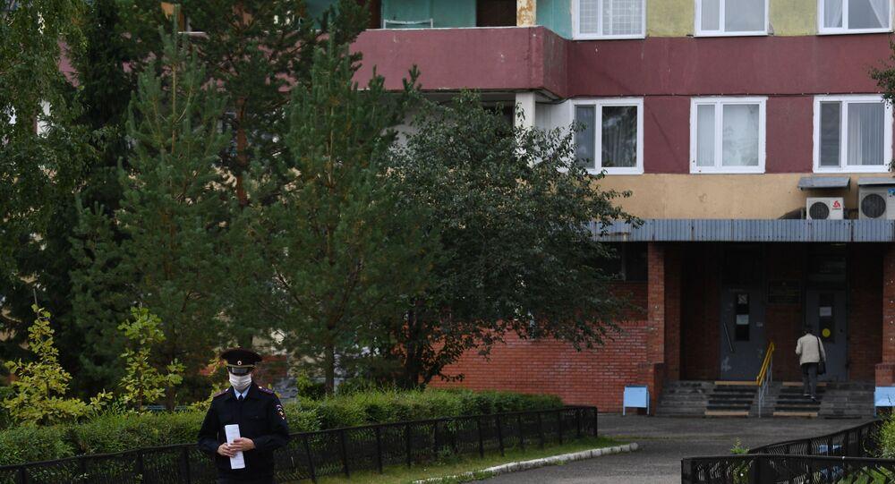 Lékaři určili hlavní pracovní diagnózu v případě Navalného