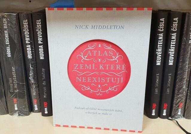 Nick Middleton, Atlas zemí, které neexistují