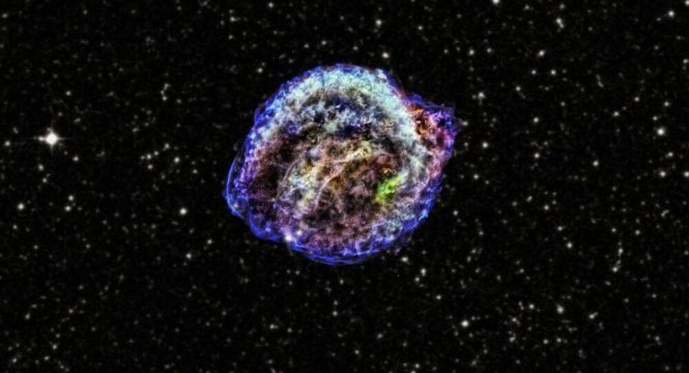 Keplerova supernova
