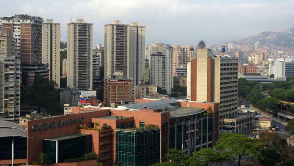 Pohled na Caracas - Sputnik Česká republika